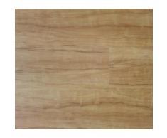 Lames PVC clipsables - Imitation parquet chne blond (= 2.42 m)