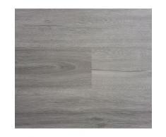 Lames PVC clipsables - Imitation parquet chne gris (= 2.42 m)