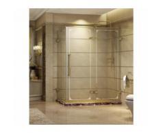 Paroi de douche avec porte pivotante - Range Classic