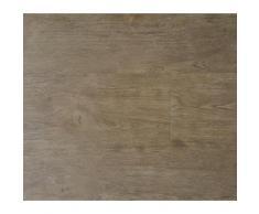 Lames PVC clipsables - Imitation parquet chne taupe (= 2.42 m)