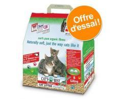Cat's Best Öko Plus 5L - Litière pour chat