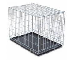 Cage de transport pour chien - 116x77x86 cm