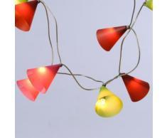 GUIRLANDE - Lotus 50 lumières 5m - Guirlande et objet lumineux Pa Design designé par Quand les belettes s'en mêlent