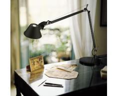 TOLOMEO - Lampe de bureau Noir H54cm - Lampe à poser Artemide designé par Michele De Lucchi & Giancarlo Fassina