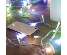 DUO - Guirlande lumineuse LED connectée d'extérieur L800cm - Luminaire d'extérieur Blachere Illumination designé par