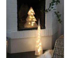 3D TREE - Sapin lumineux LED H35cm - Guirlande et objet lumineux Xmas Living Glass designé par