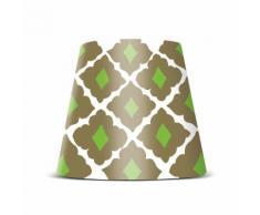 COOPER CAPPIE - Abat-jour Espada Green pour lampe Edison The Petit Ø16cm - Lampe à poser Fatboy designé par