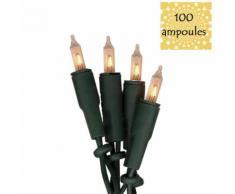 BASIC - Guirlande vert 100 Ampoules 16,35m - Guirlande et objet lumineux Xmas Living Glass designé par