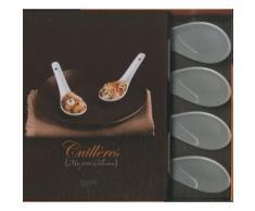 Coffret Cuillères - 1 Livre De 40 Recettes + 4 Cuillères