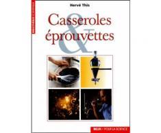 Casseroles Et Éprouvettes