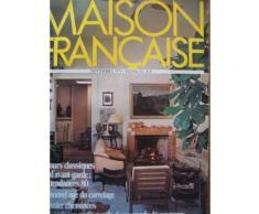 La Maison Francaise N° 332 Novembre 1979 Sejours Classiques D'avant Garde Les Tendances 80 Dossier Cheminee Le Nouvel Age Du Carrelage