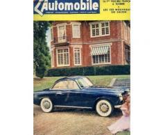 L'automobile - N° Special Compte-Rendu - 7e Annee - N°79 - Novembre 1952 / Elles Ont Été Les Plus Marquées ! - Les Suspensions Nouveles - Les Barres De Torsion Sur La Pegaso Etc...