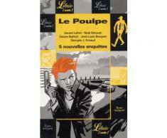 Le Poulpe Coffret 5 Volumes : Vomi Soit Qui Malle Y Pense - Un Travelo Nommé Désir - J'aurai Ta Pau - Zarmageddon - L'antizyklon Des Atroces