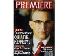 Premiere N° 179 - J.F.K., Costner Enquête Qui A Tue Kennedy? - A L'affiche: Cinq Films Homo