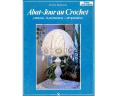 Abat-Jour Au Crochet - Lampes-Suspensions-Lampadaires
