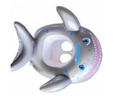 Yarui-World® Bébé Gonflable Bouée Siège Anneaux Jouet Natation Requin Motif Bain Mer Piscine