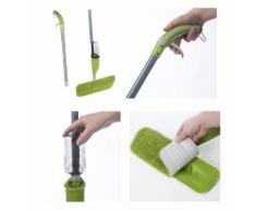 Balai Spray avec Serpillere Microfibre - Menage Nettoyage Maison - 859