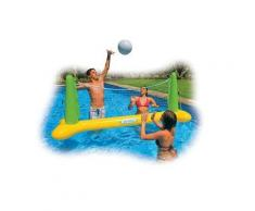 Jeu De Volley Flottant Intex Pour Piscine