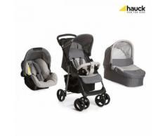 Hauck Poussette Combinaison Shopper Slx Trioset Stone/Grey