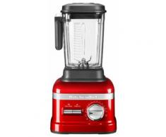 KitchenAid Artisan Power Plus 5KSB8270ECA - Bol mixeur blender - 2.6 litres - 1800 Watt - rouge pomme d'amour
