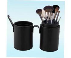 Maquillage Portable Holder Empty Case Boîte De Rangement Brosse Cosmétiques Organizer