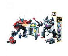 Kreo Transformers - Optimus Vs Megatron