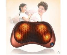 Shiatsu Profond Massage Pétrissage Oreiller Voiture Heat Président / / Bureau Massager, Cou, Épaules Et Du Dos Masseur Oreiller, Coussin De Massage De Voiture, Coussin De Voiture Xagoo®