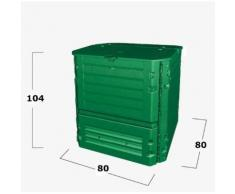 Composteur THERMO KING vert 600L Graf
