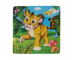 Puzzle En Bois Éducatif De Développement Bébé Jouet Formation Enfants