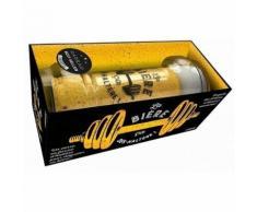 La Bière, Ça Des-Haltères - Avec Un Guide De 50 Bières À Découvrir Et Un Verre En Forme D'haltère