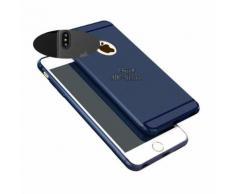 Ebuy® Pour Iphone X Ultra-Mince Matte Doux Coque De Téléphone Souple Tpu Silicone Anti-Rayures Anti-Empreintes Digitales Antichoc Couverture Protecteur De Téléphone Bleu (Abc-Store)