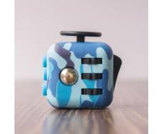 Ebuy® Bleu/ Fidget Cube Rubic Décompression Anti-Stress Jouet Cadeau Pour Adultes Enfants Stress Relaxation Jouet (Abc-Store)