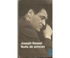 Nuits De Princes de joseph kessel Format Classeur (Livre)