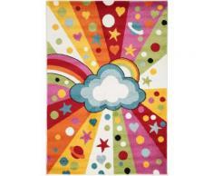 Tapis Enfant Noa_Kids_Universe Multicouleur 120x170 Cm - Tapis Pour Chambre D'enfants/Bébé
