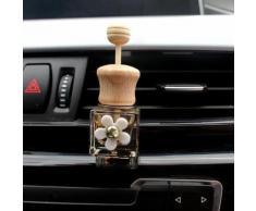 Decoration Vehicule Air Automobile Parfum Diffuseur Bouteille Vide Conditionneur Parfum Pince Voiture Décoration Intérieure