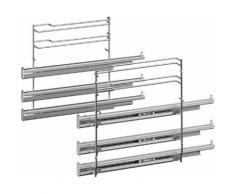 Siemens - Rails d'étagère télescopique à 3 niveaux (pack de 2)