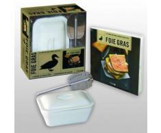 Foie Gras - Avec 1 Terrine En Porcelaine + 1 Thermomètre De Cuisson
