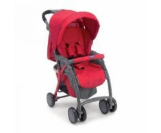 Chicco Poussette Simplicity Plus Top 0470 Red