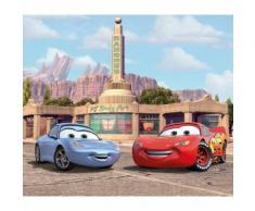 Rideaux Cars Devant Ramones Disney - Voilage : 280x245 Cm