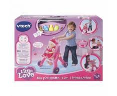 Vtech Little Love - Ma Poussette 3 En 1 Interactive