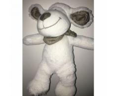 Doudou Mouton Blanc Gris Beige Tex Baby 25cm Peluche Bebe Naissance Mixte Jouet Éveil Ours Chien