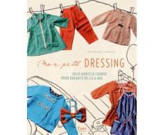Mon Petit Dressing - Jolis Habits À Coudre Pour Enfants De 2 À 6 Ans