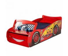 Room Studio Cars - Lit Enfant 70 X 140 Cm P'tit Bed Légende Disney Cars Lumineux
