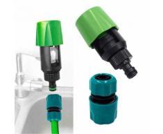 Universal eau du robinet tuyau d'arrosage Tuyau Mélangeur Connecteur Robinet de cuisine Adaptateur