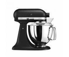 KitchenAid Artisan 5KSM175PSEBK - Robot pâtissier - 300 Watt - truffe noire