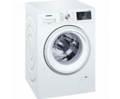 Siemens iQ500 WM14T409FF - Machine à laver - pose libre - largeur : 59.8 cm - profondeur : 59 cm - hauteur : 84.8 cm - chargement frontal - 63 litres - 9 kg - 1400 tours/min - blanc