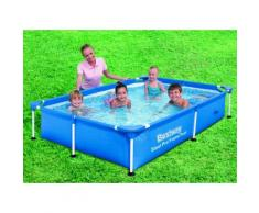 Piscine rectangulaire Splash Jr. Frame Pools 1200 Litres