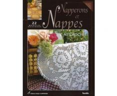 Napperons Et Nappes Au Crochet
