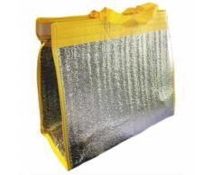 Sac Isotherme 33 X 27.5 X 14 Fermeture A Scratch Conservation 5h