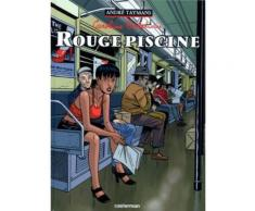 Caroline Baldwin Tome 3 - Rouge Piscine